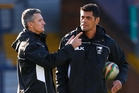 Kiwis co-coach Ivan Cleary hopes to point head coach Stephen Kearney in the right direction at the World Cup. Photo / Getty Images