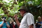Agriculture tourism advocate Graeme Crossman says Asians are in awe of our environment and the way we grow produce.