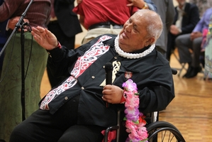 Lifetime performing arts award winner Tommy Taurima. Photo / Duncan Brown.
