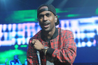 Big Sean says he's a 'feel good' rapper. Photo / AP