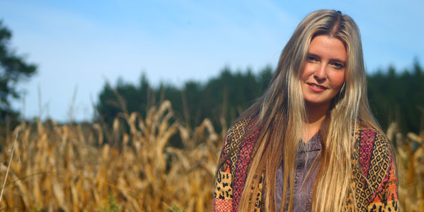 Jamie McDell is up for three awards in this year's NZMAs.