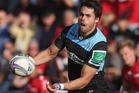 Former Crusaders rugby star Sean Maitland has reportedly been charged over a late-night assault outside a kebab shop. Photo / Getty Images.