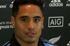 Julian Savea explains his illness and recovery for the English clash while hair cutting guru Aaron Smith says he is too nervous to cut the skippers hair.