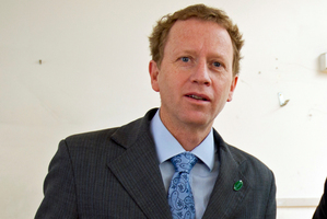 Greens co-leader Russel Norman. Photo / NZ Herald
