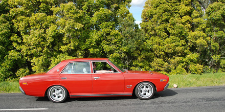 Datsun 260C. Photo / Jacqui Madelin