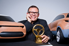 Peter Schreyer was awarded the Golden Steering Wheel for creating Kia's distinctive design style.