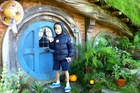 A tour of Hobbiton explains the tricks of the films, such as scale and perspective.