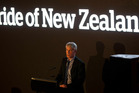 APN New Zealand chief executive Martin Simons. Photo / Richard Robinson