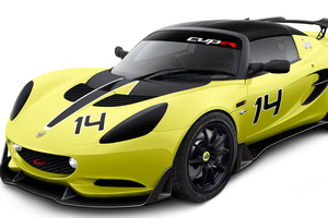 Lotus knows all about making  light, sharp and quick sportscars. While Sir Colin Chapman's ''light is fast'' ethos mightn't have served some  F1 drivers too well in terms of safety, Lotus cars have always been  drivers' cars. The latest toy from  the company's Hethel, UK, factory is this Elise S Cup R,  a track-day weapon that uses the mid-mounted, supercharged 1.8L engine from the S road car. It has race mods, including adjustable  suspension and  aerodynamically efficient bodykit, but weighs only  924kg.