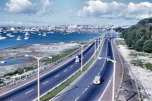 Auckland's Motorway network