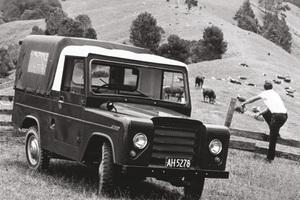 The Kiwi built Trekka