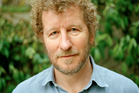 British writer Sebastian Faulks.