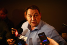 All Black coach Steve Hansen. Photo / Getty Images