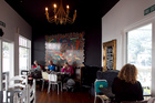 Rabbithole Cafe, Herne Bay. Photo / Natalie Slade