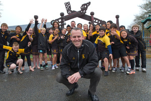 Principal Andy Morgan has turned Kihikihi School around. Photo / Mark Mitchell
