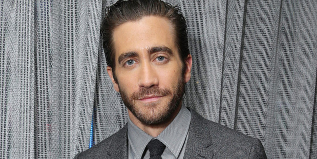 Jake Gyllenhaal needed stitches after an intense scene for 'Nightcrawler'. Photo / AP
