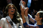 Miss Venezuela Gabriela Isler wins the 2013 Miss Universe pageant in Moscow, Russia.Photo / AP