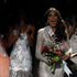 Miss Universe 2013 Gabriela Isler from Venezuela reacts after winning the 2013 Miss Universe pageant.Photo / AP
