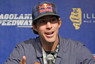 Travis Pastrana is leaving NASCAR. Photo / AP