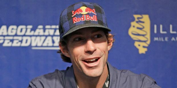 Travis Pastrana is leaving NASCAR. Photo / AP