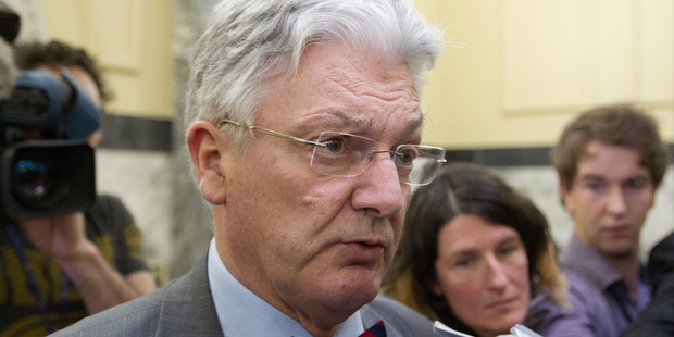 MP Peter Dunne says that Flexi-Super is the only proposal currently on offer which seeks to address the problem of the 'burned out and the worn out'. Photo / Mark Mitchell