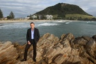 Tourism Bay of Plenty general manager Rhys Arrowsmith says a new marketing campaign aims to make the Bay of Plenty a top destination for a domestic holiday. Photo / File