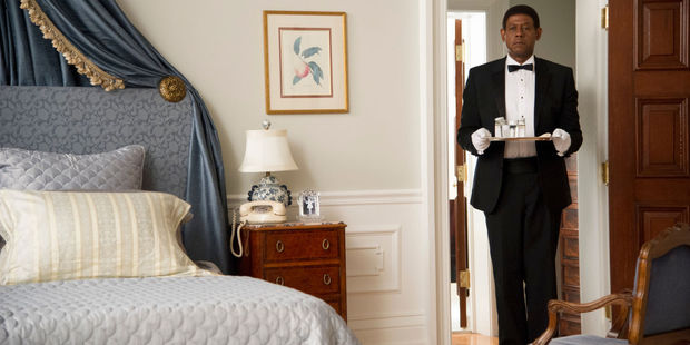 Forest Whitaker plays Cecil Gaines, who served eight US presidents.