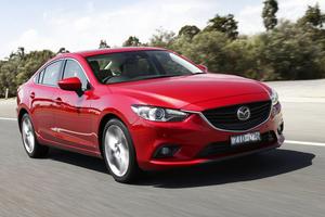 Mazda 6. Photo / Supplied