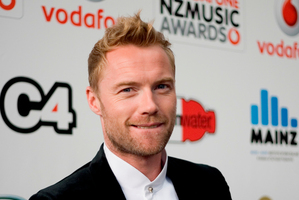 Irish singer Ronan Keating is set to headline the Mission Estate Winery Concert.