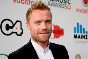 The branding of Ronan Keating (pictured) and Sharon Corr as part of the 'UK invasion' for the Mission concert next year has upset the Irish community.