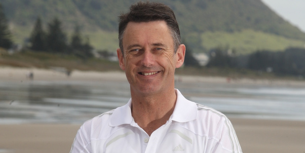 Mayor Stuart Crosby