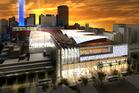 The SkyCity national convention centre.