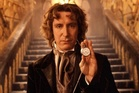 Paul McGann as Dr Who.