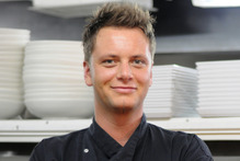 Kiwi Chef Phil Davenport will host a cooking class.