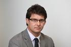Liam Dann, NZ Herald business editor. Photo / NZ Herald