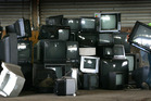 Recycle your old TVs
