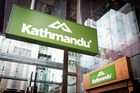 Kathmandu chief executive Peter Halkett said the company's objectives were to have a temporary site trading before Christmas. Photo / Natalie Slade