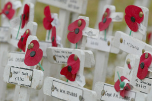 Just two thousand tickets have been made available to New Zealand citizens wanting to attend the centenary commemorations at Gallipoli in 2015. Photo / Kenny Rodger