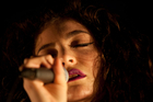 Lorde (real name Ella Yelich-O'Connor), Photo / Richard Robinson