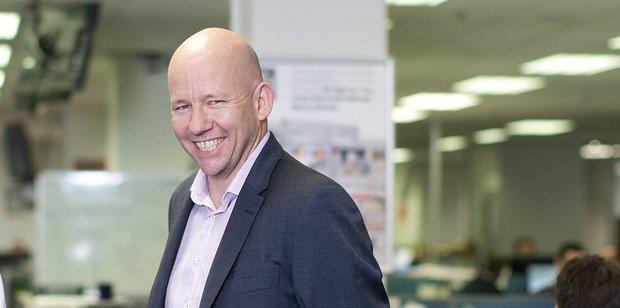 Shayne Currie, NZ Herald editor.