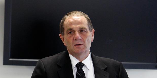 Associate Social Development Minister Chester Borrows.