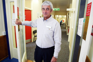 Outgoing chief executive Garry Ware