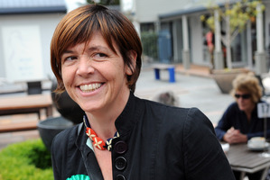 Green MP Jan Logie. File photo / APN