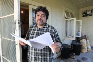 Thomas Martin was shocked to receive a court summons after not filling in his Census.