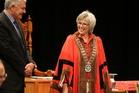Mayor Sheryl Mai