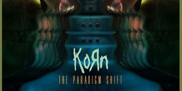 Album cover for The Paradigm Shift by Korn.