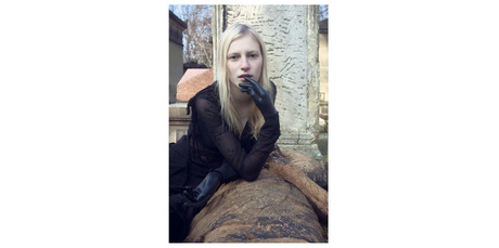 Julia Nobis, Paris. Photo / Karen Inderbitzen-Waller and Delphine Avril Planqueel.