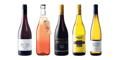 Martinborough wine. Photo / Babiche Martens.
