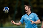 Richie McCaw will be eager to erase last year's loss to a rampant England. Photo / AP