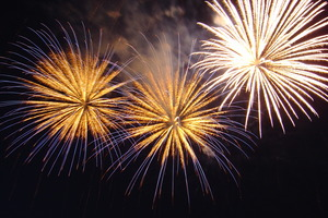 Are you fed up with fireworks? Photo / Creative Commons